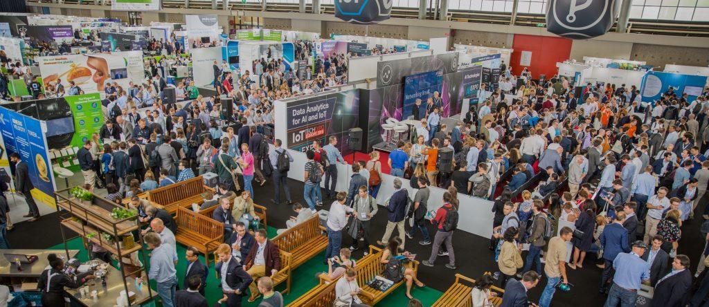 Blockchain Conference & Exhibition Event   Blockchain Expo Europe 2019