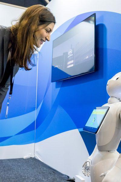 The Future of enterprise technology, Rai Amsterdam 2019