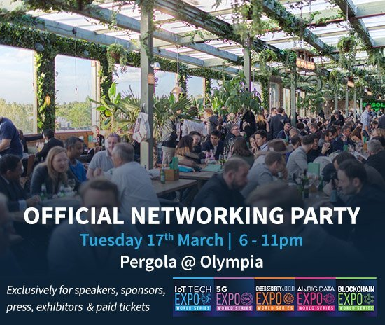 OFFICIAL NETWORKING PARTY